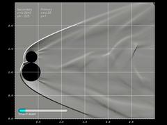 Movie Gallery of Fluid Simulations - Ralf Deiterding